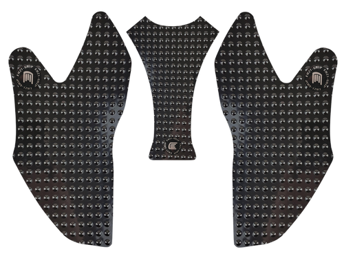 MOTO-D Ducati Supersport Tank Grips (2017) (Black)