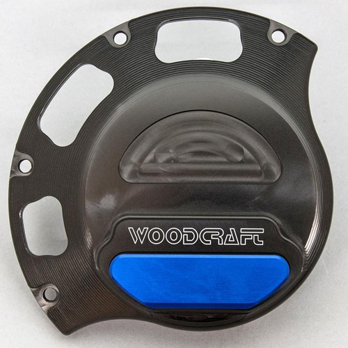 Woodcraft Wet Clutch Cover w/Slider Ducati 848/M1100/695/796 (all years and models)
