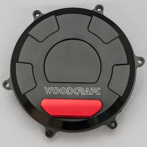 Woodcraft Clutch Cover w/Slider Ducati Panigale 959/1199/1299 (all year and model)