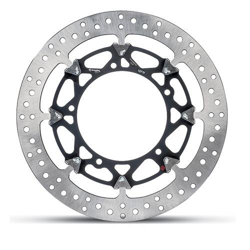 Brembo T-Drive 330x5.5mm Brake Rotor Set HPK Ducati 1098/1198/Panigale/V4