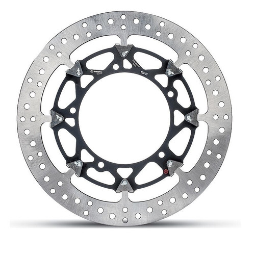 Brembo T-Drive 320x5.5mm Brake Rotor Set HPK Aprilia Shiver/Ducati Monster/916/996/998