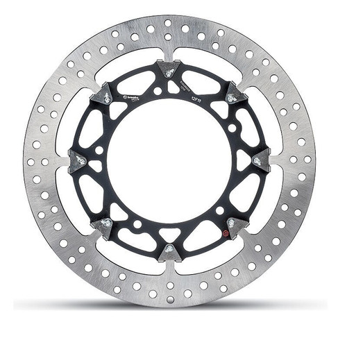 Brembo T-Drive 320x5.5mm Brake Rotor Set HPK Ducati Monster/Hypermotard/Diavel/SuperSport/Multistrada