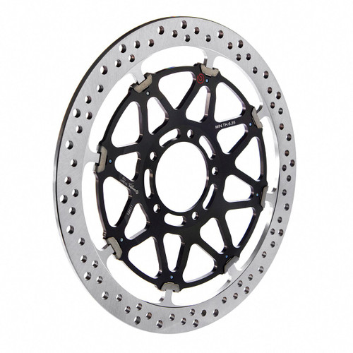 Brembo Racing Brake Disc Kit, 320x6.75mm, Pistabassa Ducati 916/996/998/748 Aprilia RSV4/RSV1000