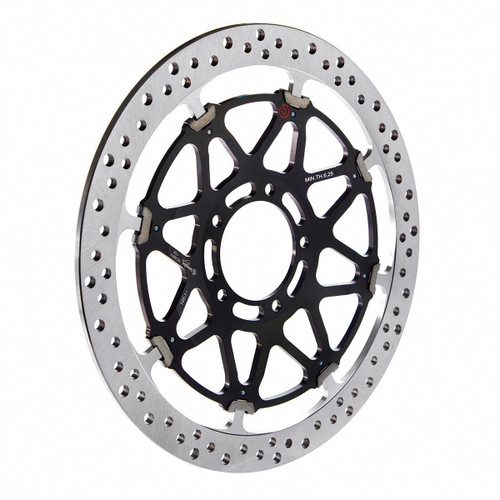 Brembo Racing Brake Disc Kit, 320x6.75mm, Pistabassa BMW S1000RR/HP4 (forged wheels only)