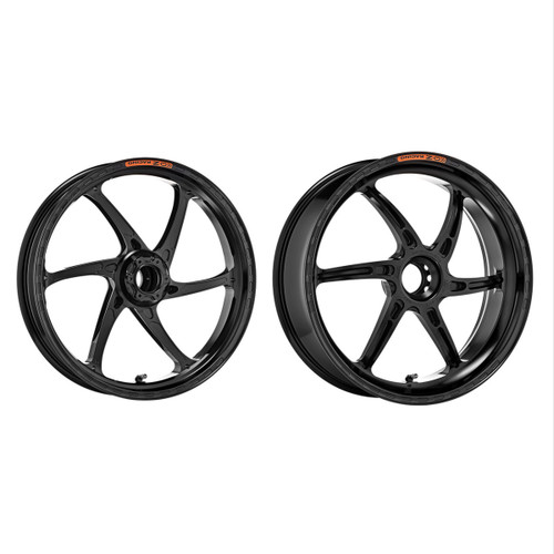 OZ Racing GASS Gloss Black Wheel Set Ducati Multistrada/1098/1198