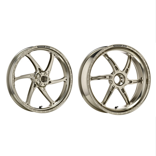 OZ Racing GASS Titanium Wheel Set Ducati Panigale 1199/1299/V4