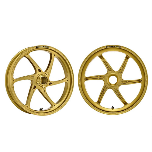 OZ Racing GASS Gold Wheel Set Ducati 748/916/996/998