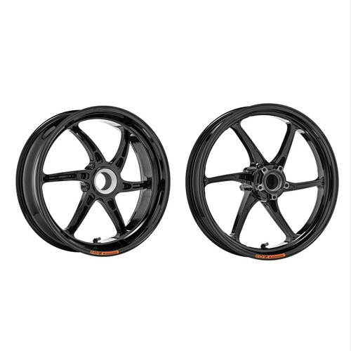 OZ Racing Cattiva Forged  Magnesium 6 Spoke Wheel Set Ducati 1098/1198/M1200/1098SF