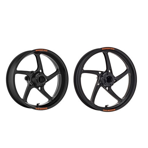 OZ Racing Piega Forged Aluminum 5 Spoke Wheel Set Ducati 900SS/1000SS/1000DS/M900/