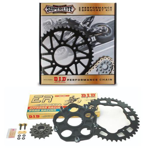 520 QC Superlite Sprocket Kit/D.I.D. Chain/ Ducati 916/996 S/R 1994-2001