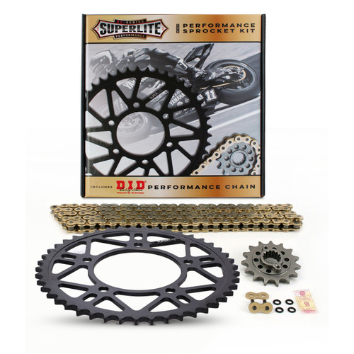 520 Superlite RSX Alloy Sprocket Kit/D.I.D. Chain/ Ducati Scrambler 803 2015-2019