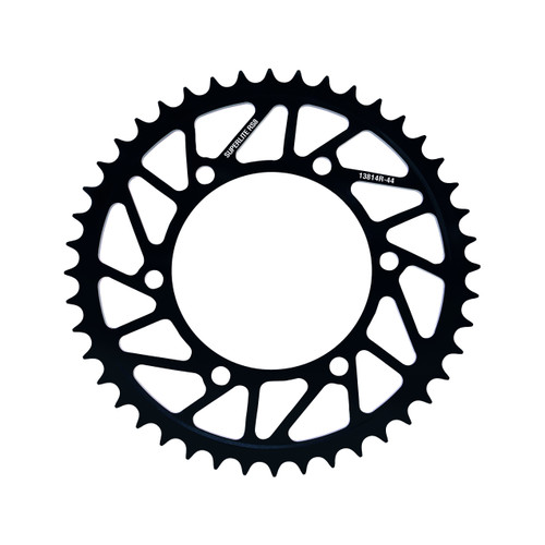 520 Conversion Superlite RS8-RR Series Black Hard Anodized Aluminum Rear Race Sprocket  BMW S1000RR 2010-2018