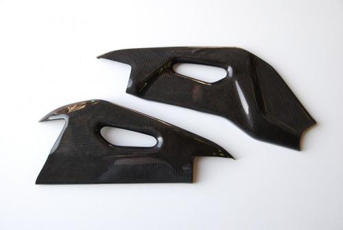 Lightech Carbon Swingarm Covers Aprilia RSV4 2009-2014/Tuono V4 2016-18