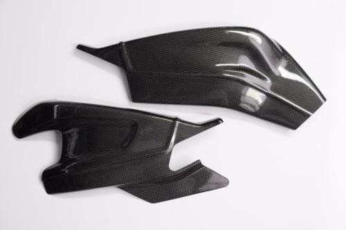 Lightech Carbon Swingarm Protector Set BMW S1000RR 2009-2018