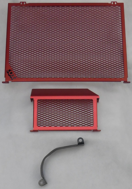 Cox Racing Radiator & Oil Cooler Guard Kit  Ducati Hypermotard 939/SP 2016-2018