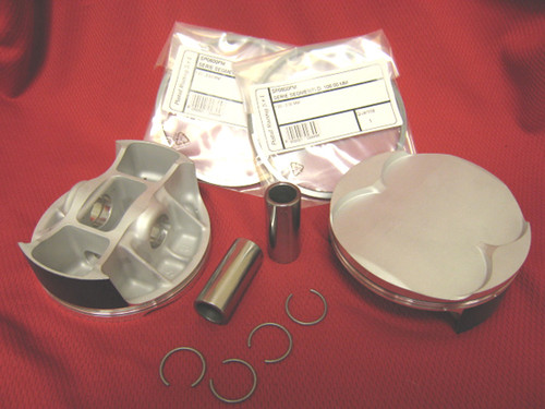 Pistal High Compression Pistons Ducati 1098R, 1198, 1200