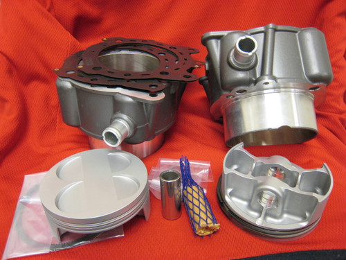 Pistal Pistons DucShop Ducati 848 to 1040mm Big Bore Kit