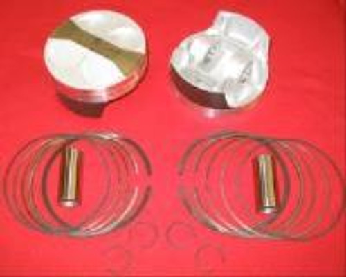 Pistal High Compression Pistons Ducati 748R to 853