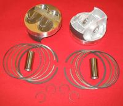 Pistal High Compression Pistons Ducati 996