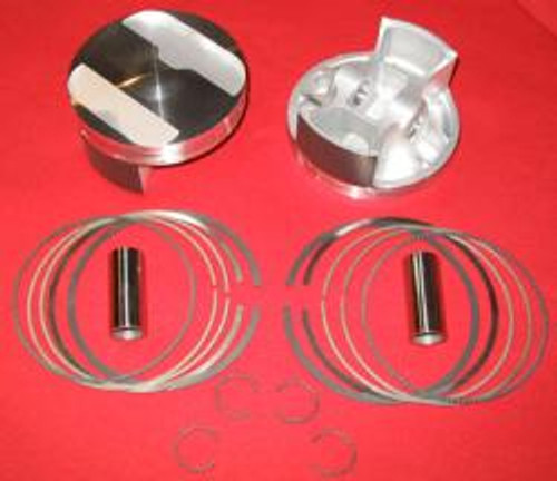 Pistal High Compression Pistons Ducati 999R