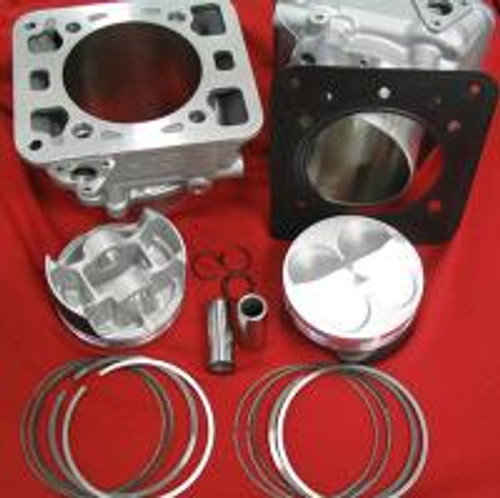 Pistal Pistons Ducati 748 to 853 Big Bore Kit