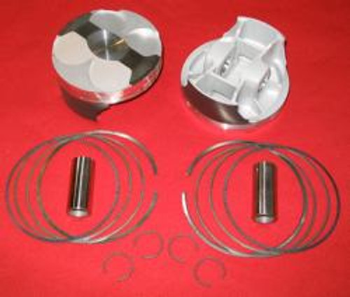Pistal High Compression Pistons Ducati 998/999