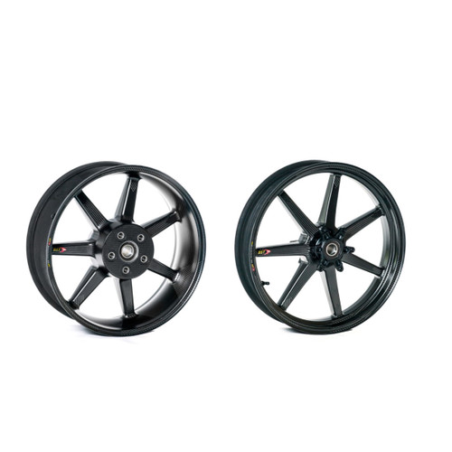 BST 7 Mamba TEK Wheel Set (Gloss) Ducati 899/959 (All Years)