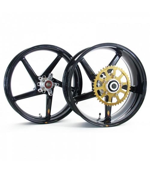 BST Diamond TEK 17 Wheel Set Ducati 749/999 2003-2007