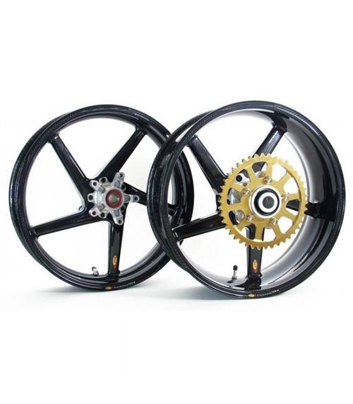 BST Diamond TEK 17 Wheel Set Aprilia RSV1000R/Tuono/Dorsoduro/Shiver