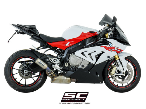 SC Project Slip On CRT Exhaust BMW S1000RR 2017-2018