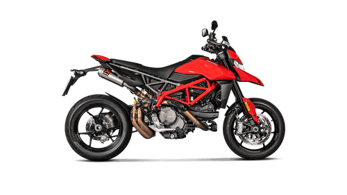 Akrapovič GP Slip-On Exhaust Ducati Hypermotard 950/SP 2019-2020