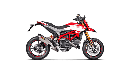 Akrapovič Slip On/Full Exhaust System Ducati Hypermotard 821/939 2013-2018