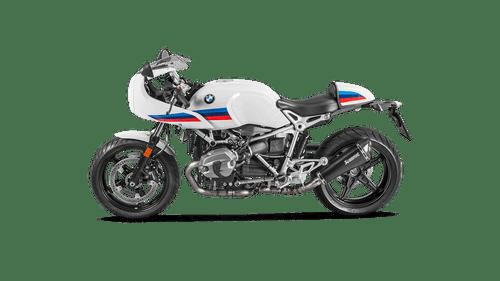 Akrapovič Titanium Slip On or Full Exhaust BMW R Nine-T Scrambler/Racer/Pure/Urban GS 2014-2020