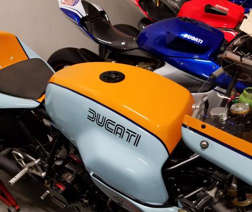 Ducati Paul Smart ETI FuelCel