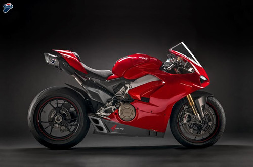 Termignoni 4 USCITE Full Exhaust System Panigale V4/R/S/Speciale (2018-19)