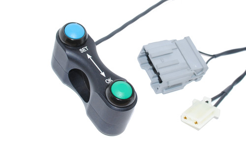 BikeSportDevelopments (Shell Clamp) 2 Button Dash Mode switch MV Agusta F3 675/800 Brutale 675/800 (all)