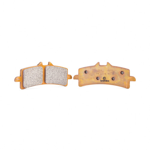 Brembo Z04 Racing Compound Brake Pads for Radial Calipers Brembo M4/M50/Stylema/GP4-RS/MS/RX/.484 Cafe