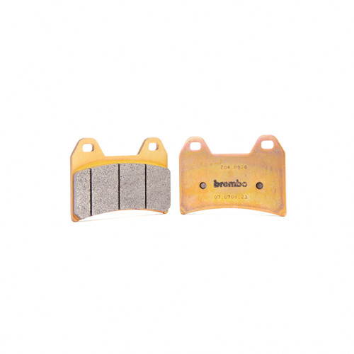 Brembo Z04 Racing Compound Brake Pads for Radial Calipers Brembo XA78910/XA7891011 & 220A16810