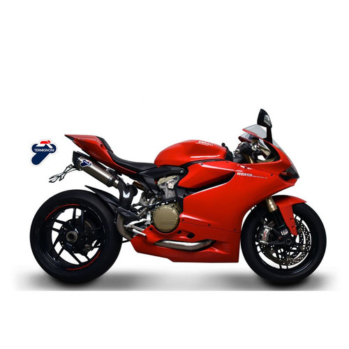 Termignoni WSBK Edition Force Full Racing Panigale 1199/1299 (2012-18)