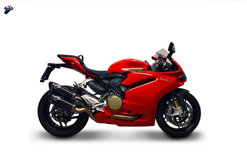 Termignoni Force Stainless Titanium Dual Slip-On/De-Cat Panigale 959 2016-2018