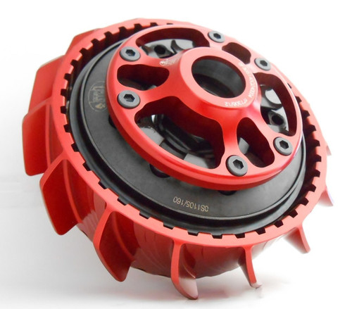 STM Italy EVO GP Dry Slipper Clutch Complete Ducati  748-1198/Hyper/M1100/SS/SF