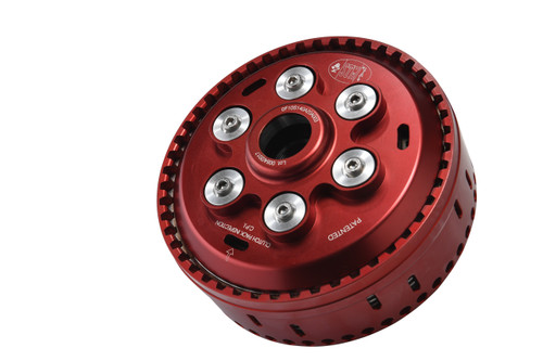 STM Italy Original 6 Spring Dry Slipper Clutch Complete w/Z48 basket and plate set Ducati 748-1198,M600-M1100,SuperSport, Hypermotard 1100