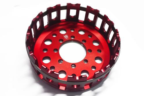 STM Italy 12T Clutch Basket  All Ducati Dry Clutch