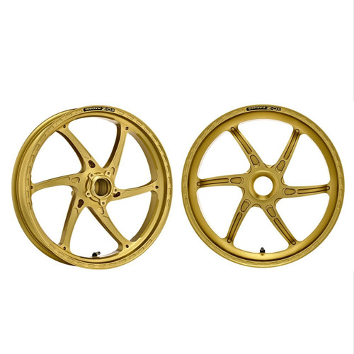 OZ Racing GASS Gold Wheel Set MV F3/675/800/Brutale/Dragster 800/Rivale 800
