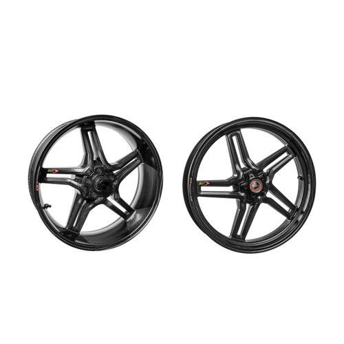 BST Rapid TEK 17 Wheel Set BMW S1000RR 2020