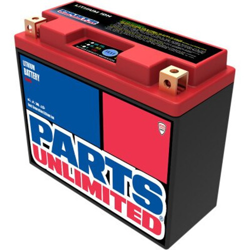 Parts Unlimited Lithium Ion Battery Ducati Panigale 899/959/1199/1299/V4/V2/Streetfighter