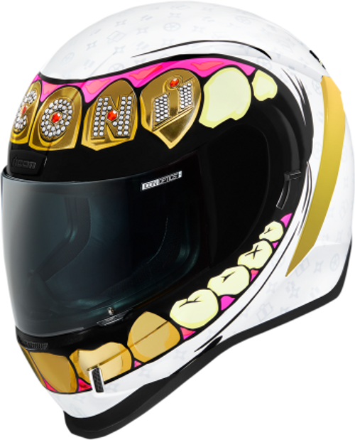 Icon Airform Grillz Helmet
