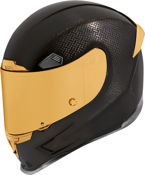 Icon Airframe Pro Carbon Gold Helmet