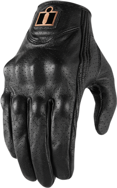 Icon Women's Perforated Pursuit Gloves