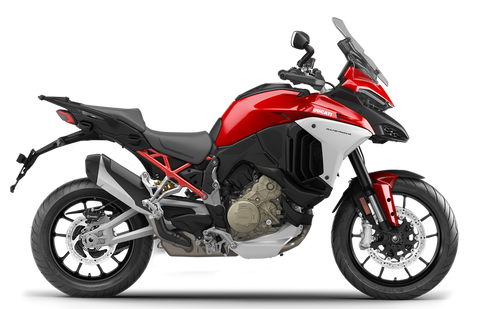 Ducati Multistrada V4 Radiator & Oil Cooler Guard set 2021